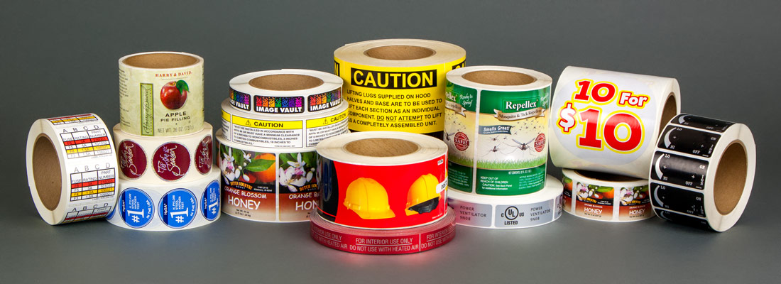 Packaging and Labels from Retterbush Graphics & Packaging