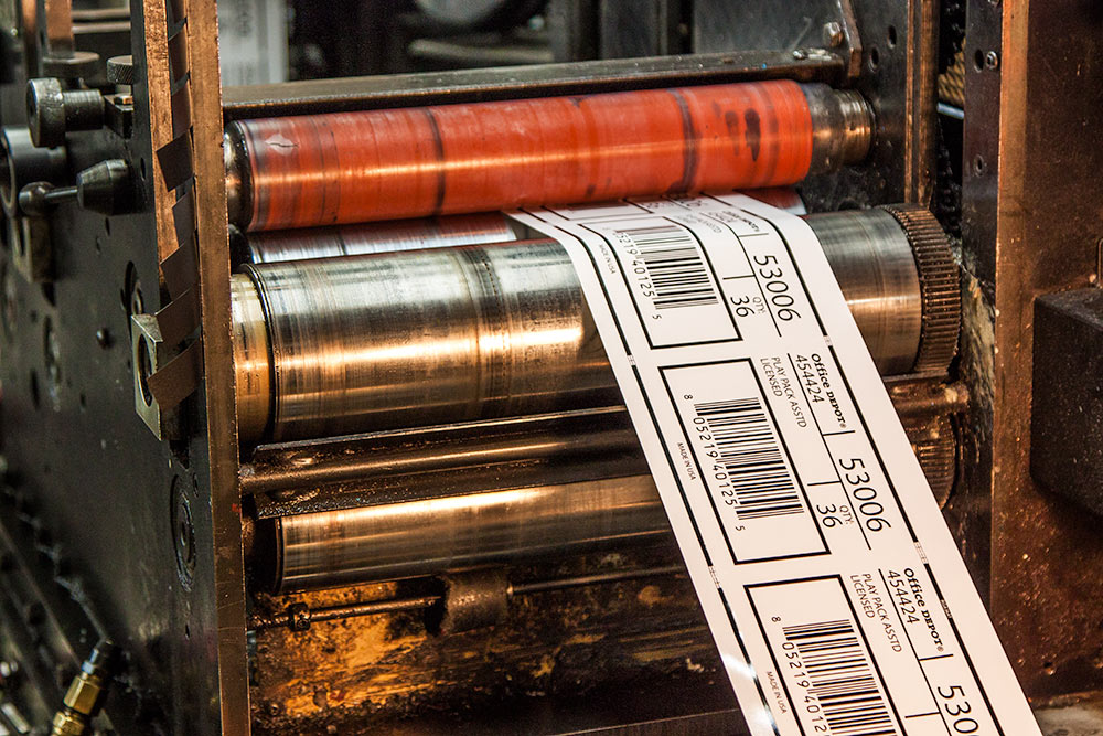 Office Depot Barcode Labels Printing