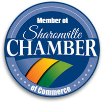 Member of the Sharonville, Ohio Chamber of Commerce